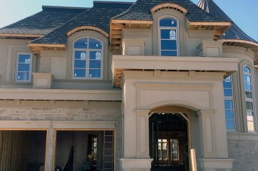 Exterior Insulation & Finish Systems (EIFS)